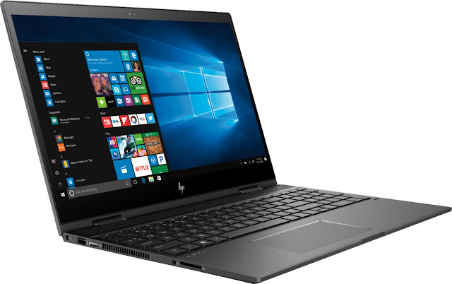 Check Out @HP Envy x360 Laptops Two-In-One Device From @BestBuy
