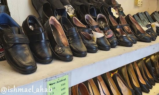 Marikina Leather Shoes at CPoint