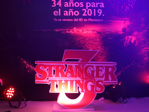 La experiencia de Stranger Things en Madrid