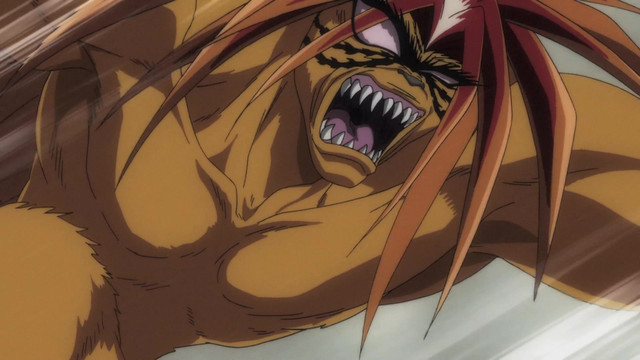 Ushio to Tora (TV) - Episódio 34