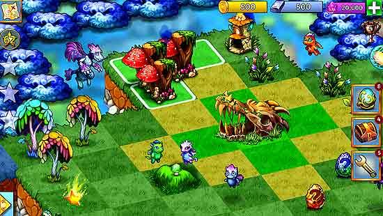 Merge Dragons Mod Apk Unlimited