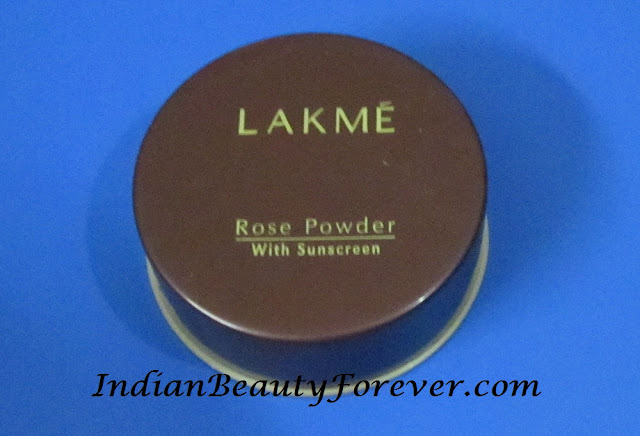 Lakme Rose powder