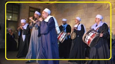 أغاني الأفراح في الريف المصري