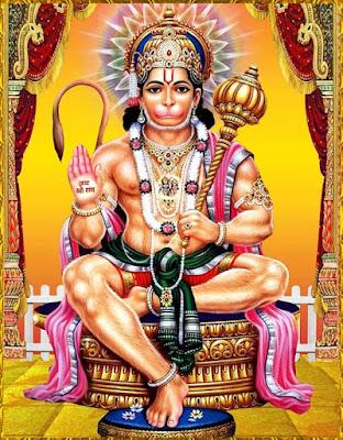 శ్రీ హనుమాన్ మంగళాష్టకం Hanuman Mangalashtakam Telugu Lyrics