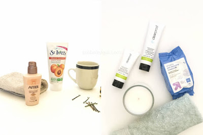 See what products I use in my daily skincare routine for my sensitive and acne-prone skin. | arelaxedgal.com