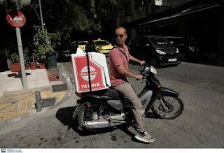 Τι ισχύει για delivery μετά την απαγόρευση κυκλοφορίας