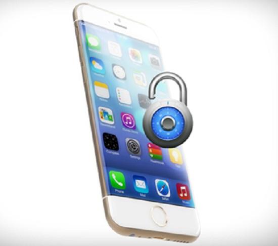 Iphone 6 được mở khóa bằng sim ghép
