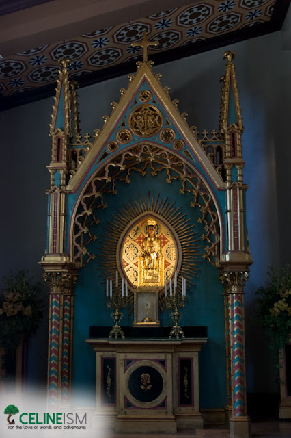 St. Josemaria Escriva relic philippines