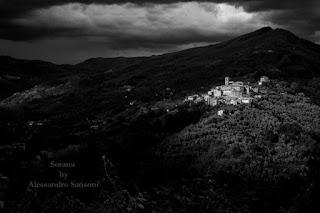 Sorana in the hills, Valleriana, Tuscany, Italy photo by Alessandro Sansoni