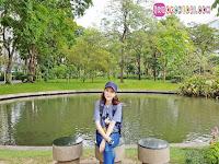 Suan Santiphap Park in Bangkok