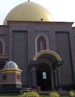 Wisata Religi Masjid Kubah Mas Depok