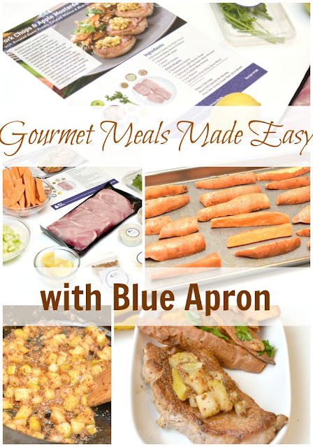 Life With 4 Boys: Cooking Gourmet Meals Has Never Been Easier with Blue Apron