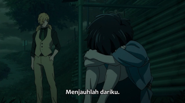 Kemono Jihen Episode 01 Subtitle Indonesia