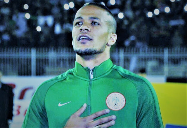 Sports: William Troost Ekong Signs New Deal With Club