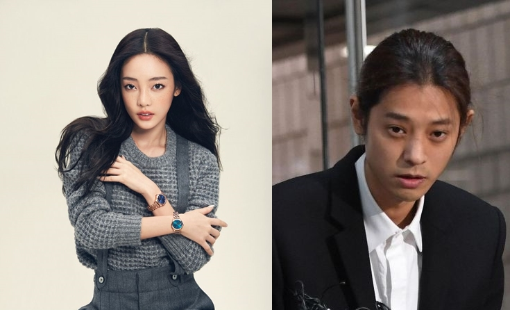 Goo Hara is Reportedly Involved in Uncovering The Case of Jung Joon Young
