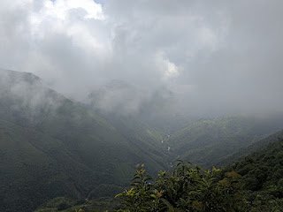 Cherrapunji Mountain