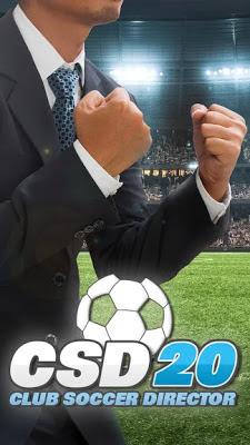 Télécharger Club Soccer Director 2020 MOD