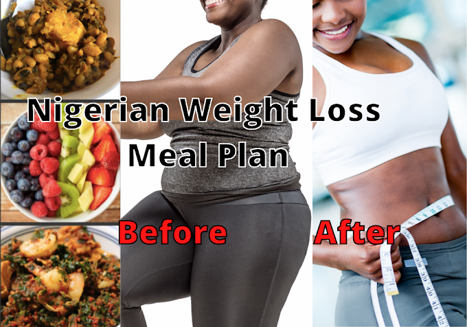 Free Intermittent Fasting Nigerian Meal Plan For Weight Loss