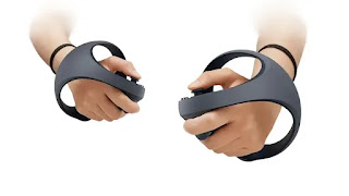 Sony Unveils New VR Controllers With Adaptive Triggers for PlayStation 5
