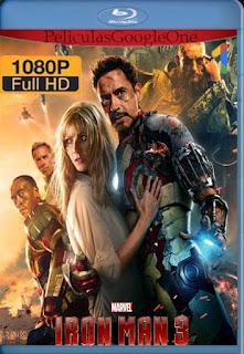Iron Man 3[2013] [1080p BRrip] [Latino-Inglés] [GoogleDrive] chapelHD