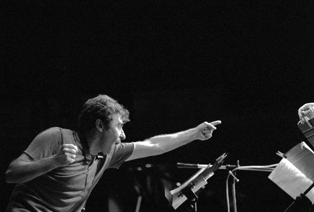 Resultado de imagen de Ramón Cardo big Band festival Jazz Ceuta