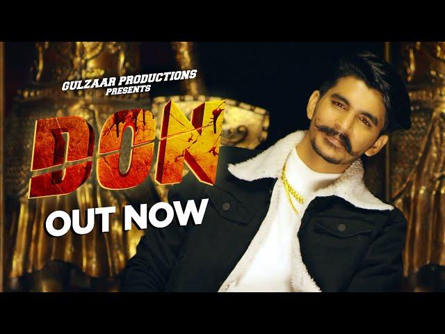 DON Song Lyrics - Gulzaar Chhaniwala  Latest Haryanvi Songs