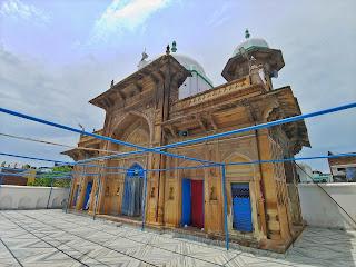 Shahi Masjid Bahadurganj Allahabad