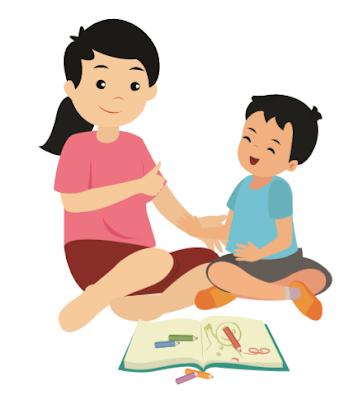 Tahap perkembangan berpikir anak dalam pengasuhan positif