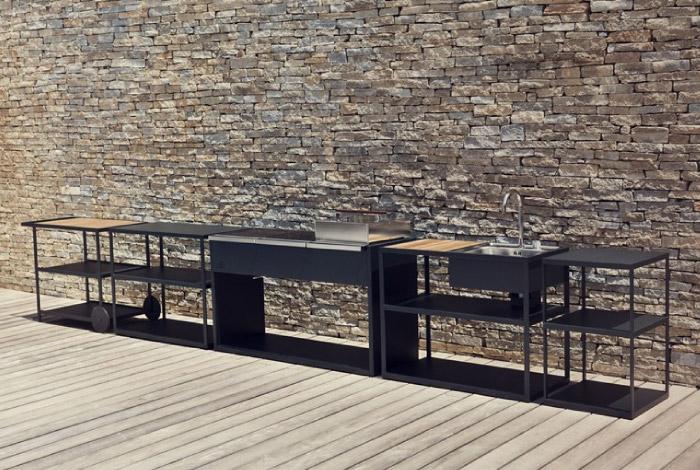 Cucine da esterno  Blog di arredamento e interni - Dettagli Home Decor