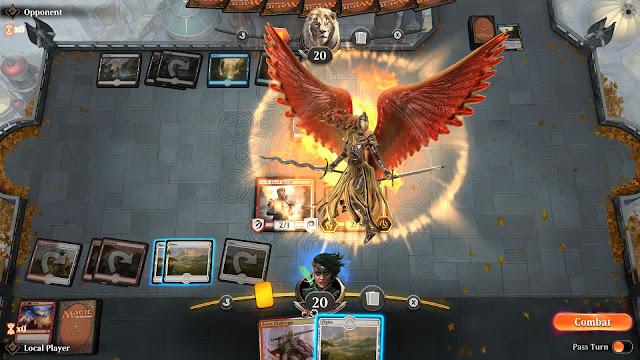 MTG Arena - Magic