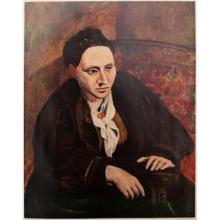 GERTRUDE Stein, by Picasso