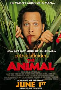 The Animal 2001 Dual Audio Hindi 300mb Movies 480p