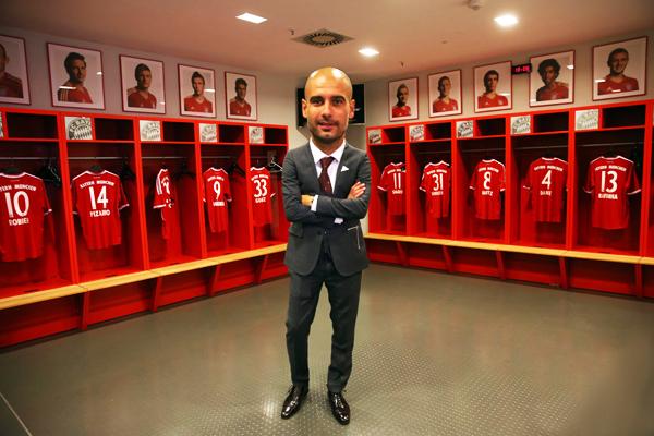 Josep Guardiola | Ximinia