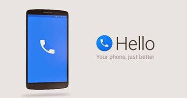تطبيق Hello من فيسبوك لتحديد هوية المتصل Hello-from-the-Facebook-application-to-determine-the-caller-identity.