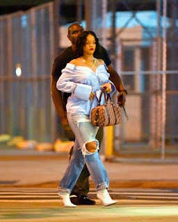 Rihanna fat