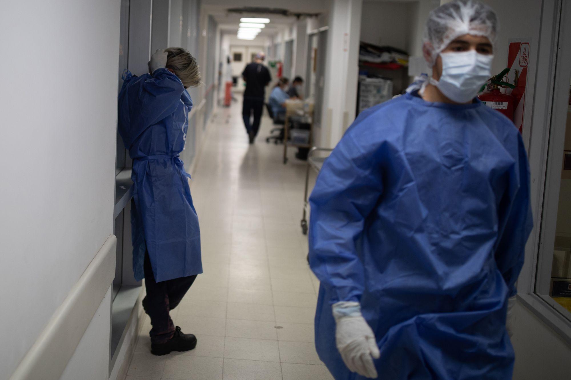 Coronavirus en Argentina: récord de 35.543 nuevos contagios y 745 muertes en las últimas 24 horas