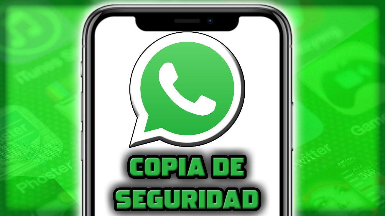 crear copia de seguridad de whatsapp