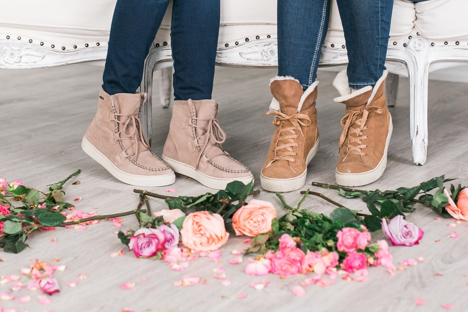 Bijuleni | 2 Transitional Boots You Need For Spring | Cougar Boots