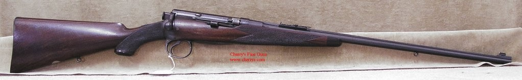 Hits and Misses: Making Over a SMLE Sporter, Part 2