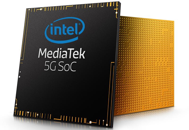MediaTek has its own 5G chips