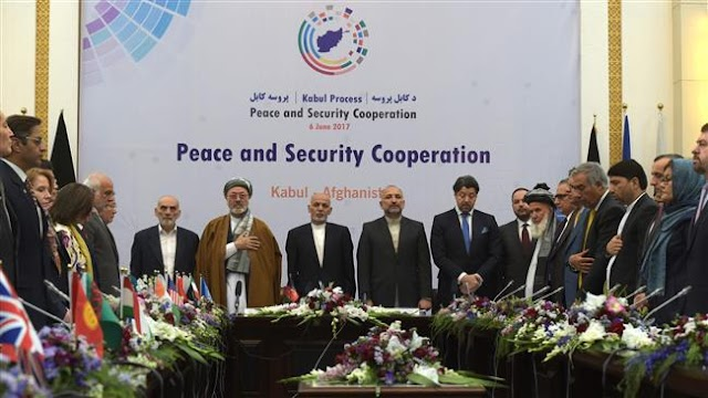 Kabul hosts multi-nation peace confab amid tight security