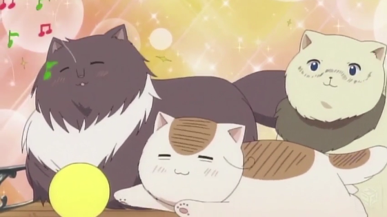 Best cats in anime