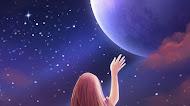 girl fantasy mobile wallpaper