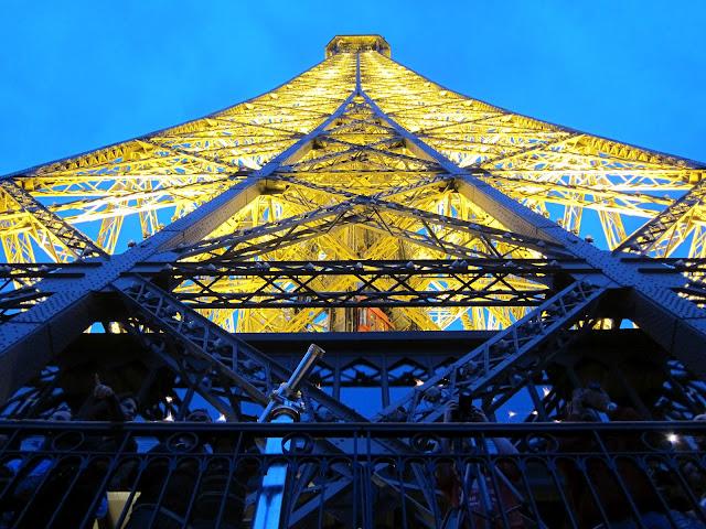 Eiffeltornet i Paris