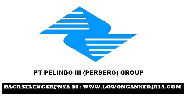 Lowongan kerja PT Pelindo Group