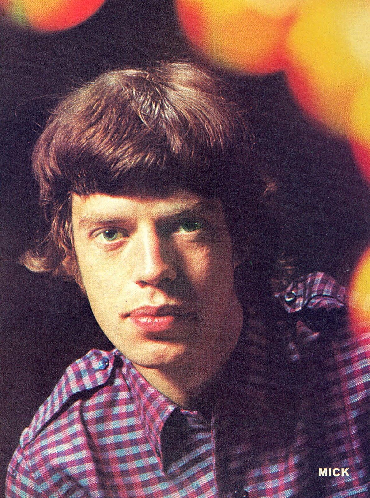 Sixties Beat Mick Jagger