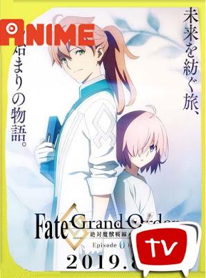 Fate/Grand Order: First Order (2019) HD [720P] sub español [GoogleDrive] DizonHD