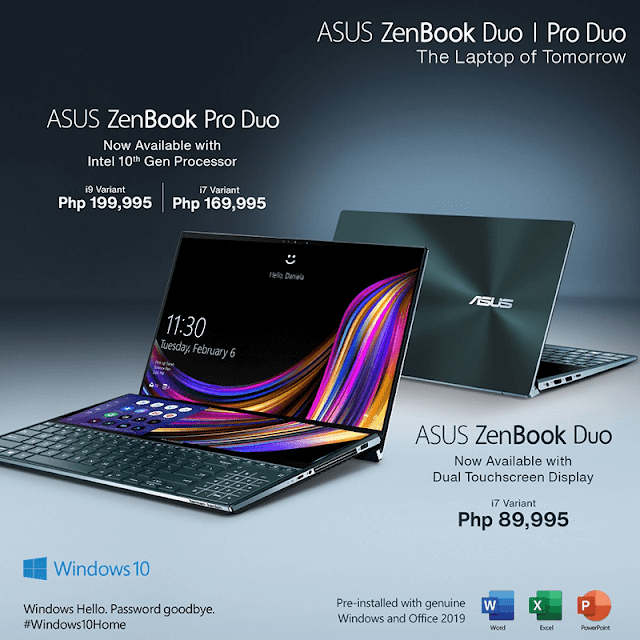 Deal: ASUS ZenBook laptops now comes with discounted prices