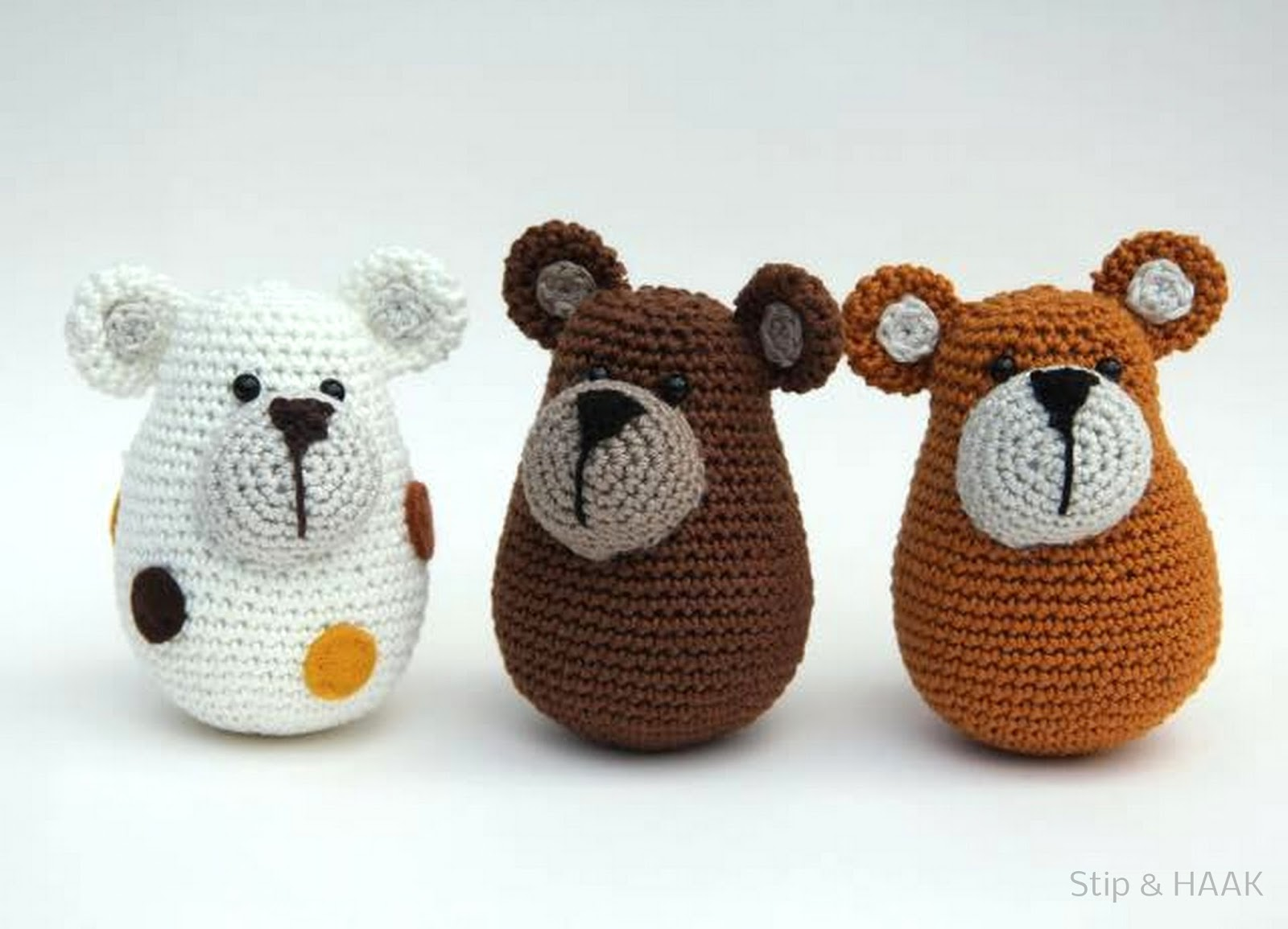 Amigurumi Free Patterns Bear : Amigurumi little bears free pattern amigurumi free patterns