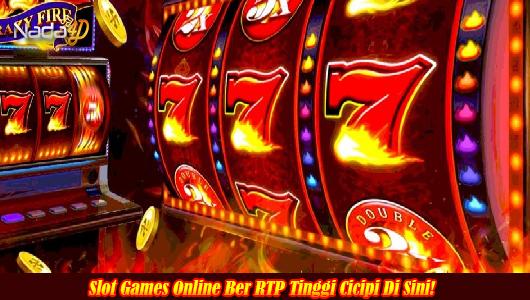 Slot Games Online Ber RTP Tinggi Cicipi Di Sini!